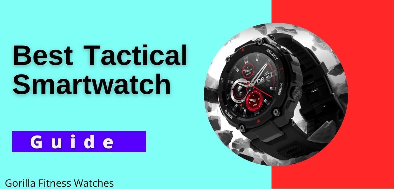 best tactical smartwatch