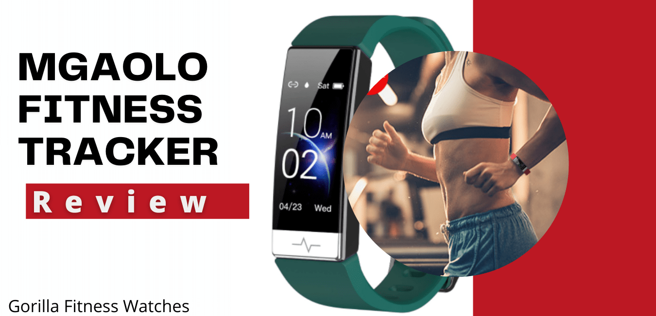 mgaolo fitness tracker review