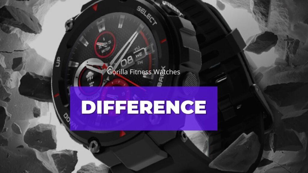 difference between suunto traverse alpha and garmin instinct