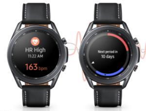 smartwatch with spotify
