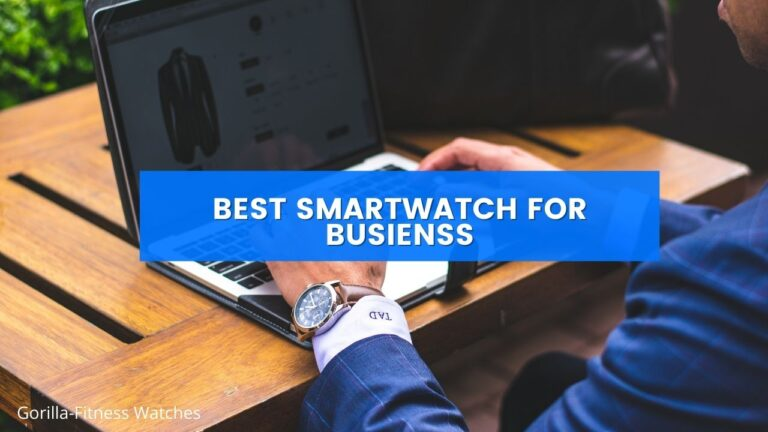 Smartwatch for business
