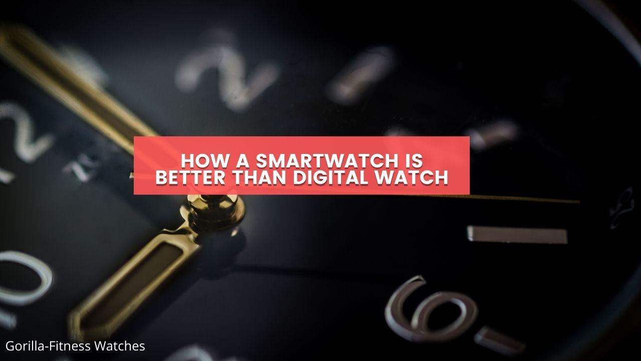 advantages of smartwatch