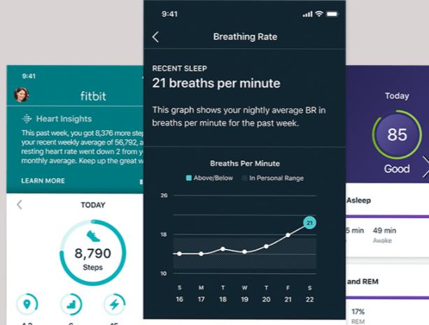 fitbit sense a best smartwatch under 300