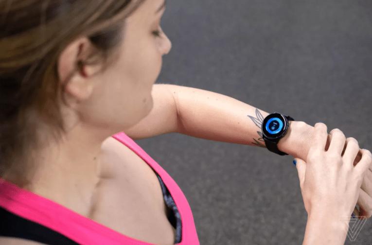 smartwatch for elders