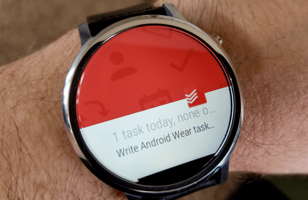 how smartwatch can manage my routine