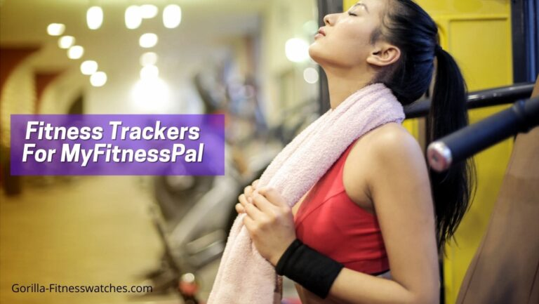 best fitness tracker that works with Myfitnesspal