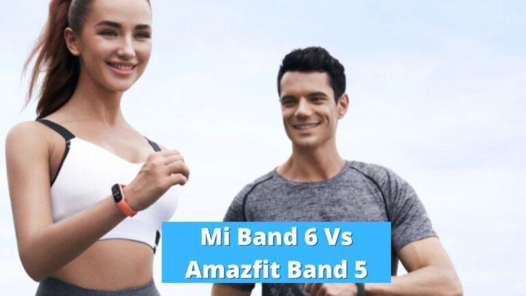 amazfit band 5 vs mi band 6