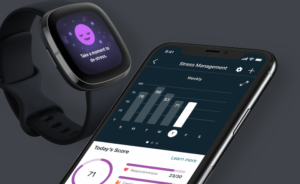 how to connect fitbit sense with google fit