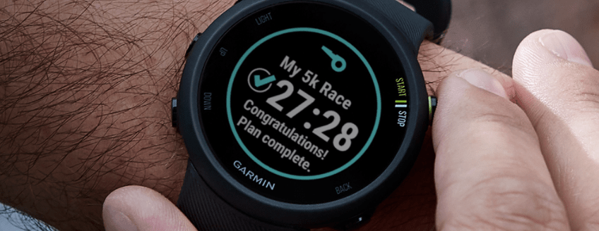 smartwatch for workouts