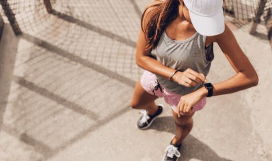 sports watch or women