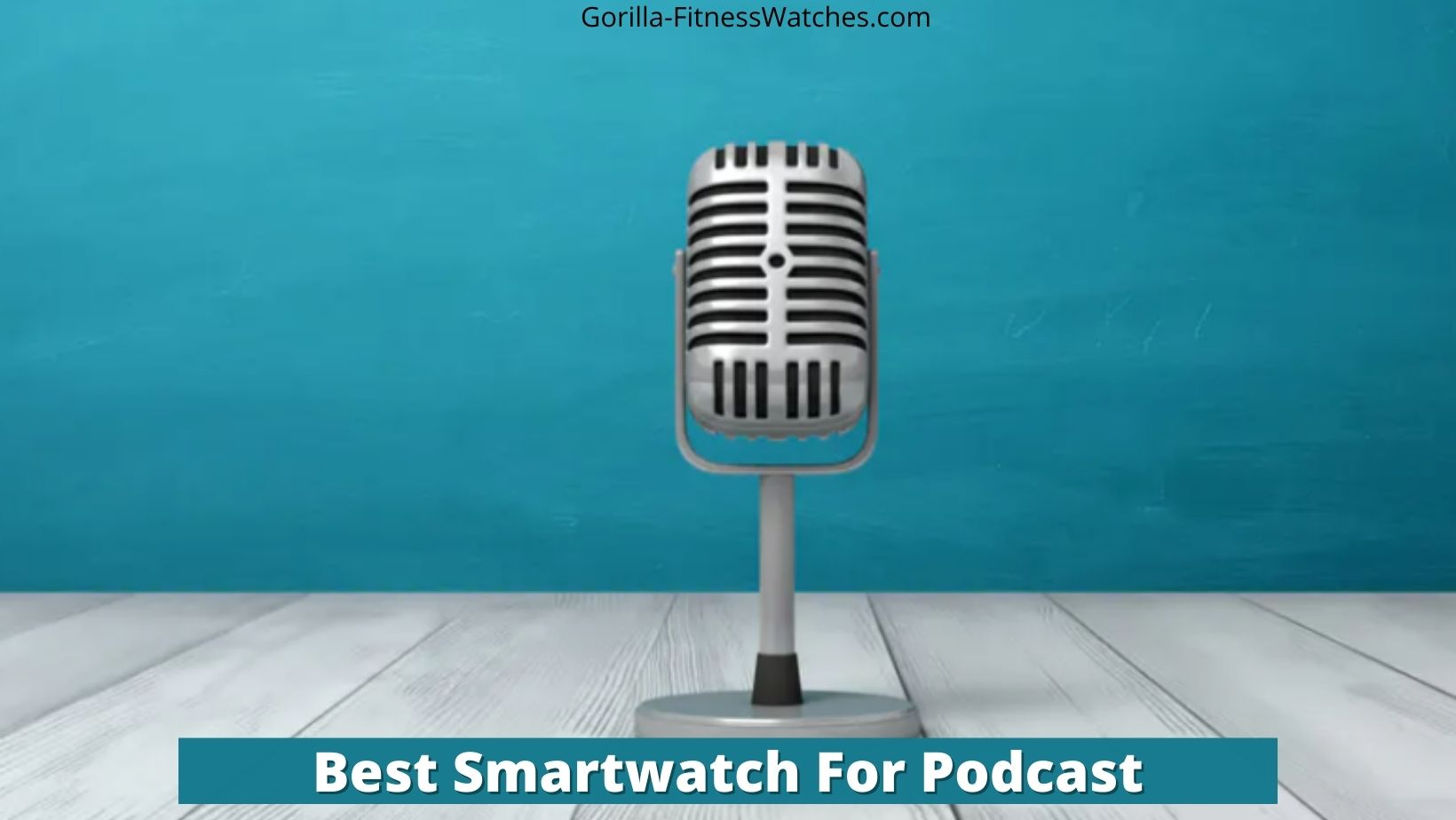 best smartwatch for podcasts
