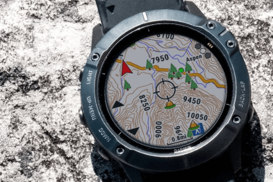 does garmin watches have accurate GPS