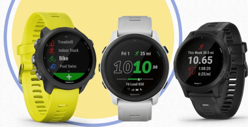 garmin watches are durable