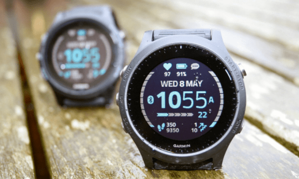 garmin watches for swimming and running