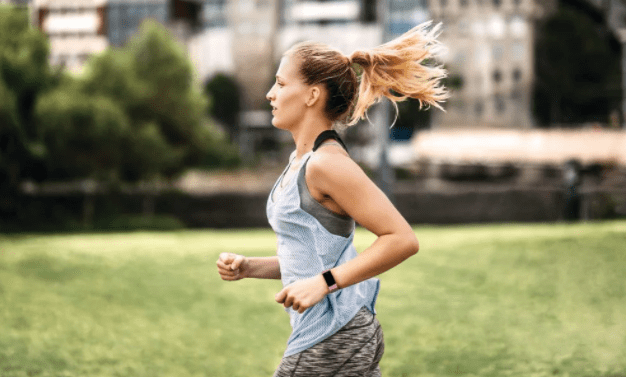 how to set exercise goals on fitbit charge 4