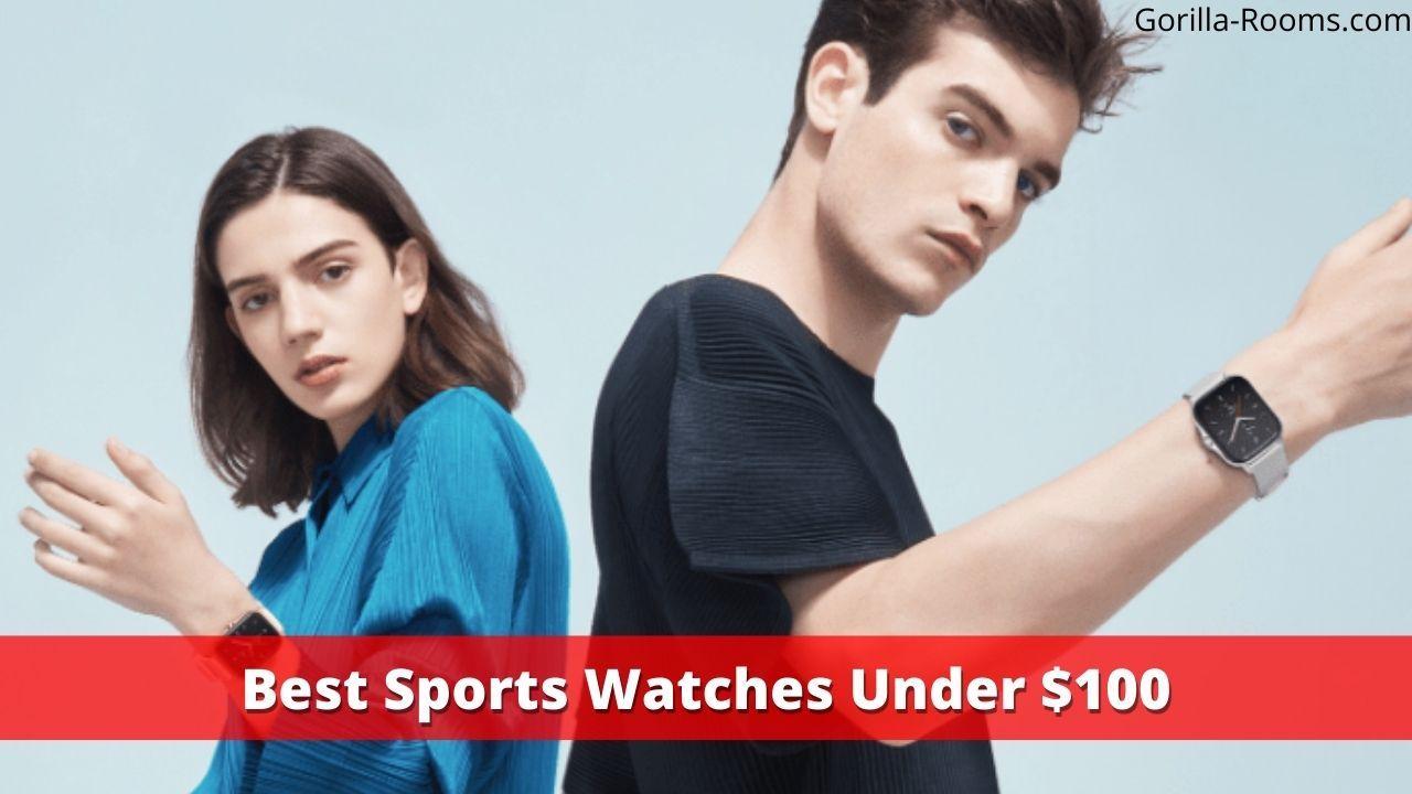 best sports watches under $100