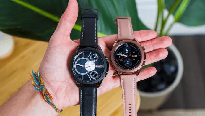galaxy watch 3 vs huawei watch 3
