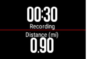 heart rate traking app for garmin