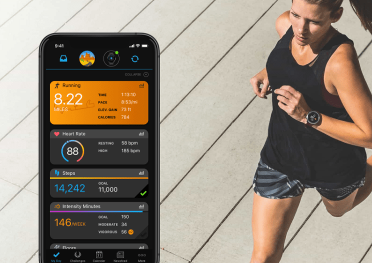 how to download garmin connect app