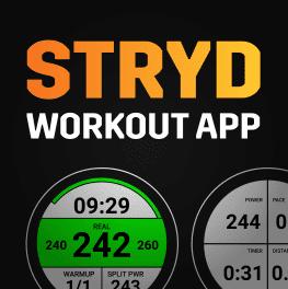 stryd workout