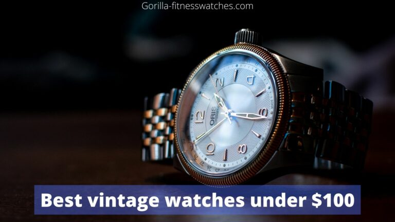 best vintage watches