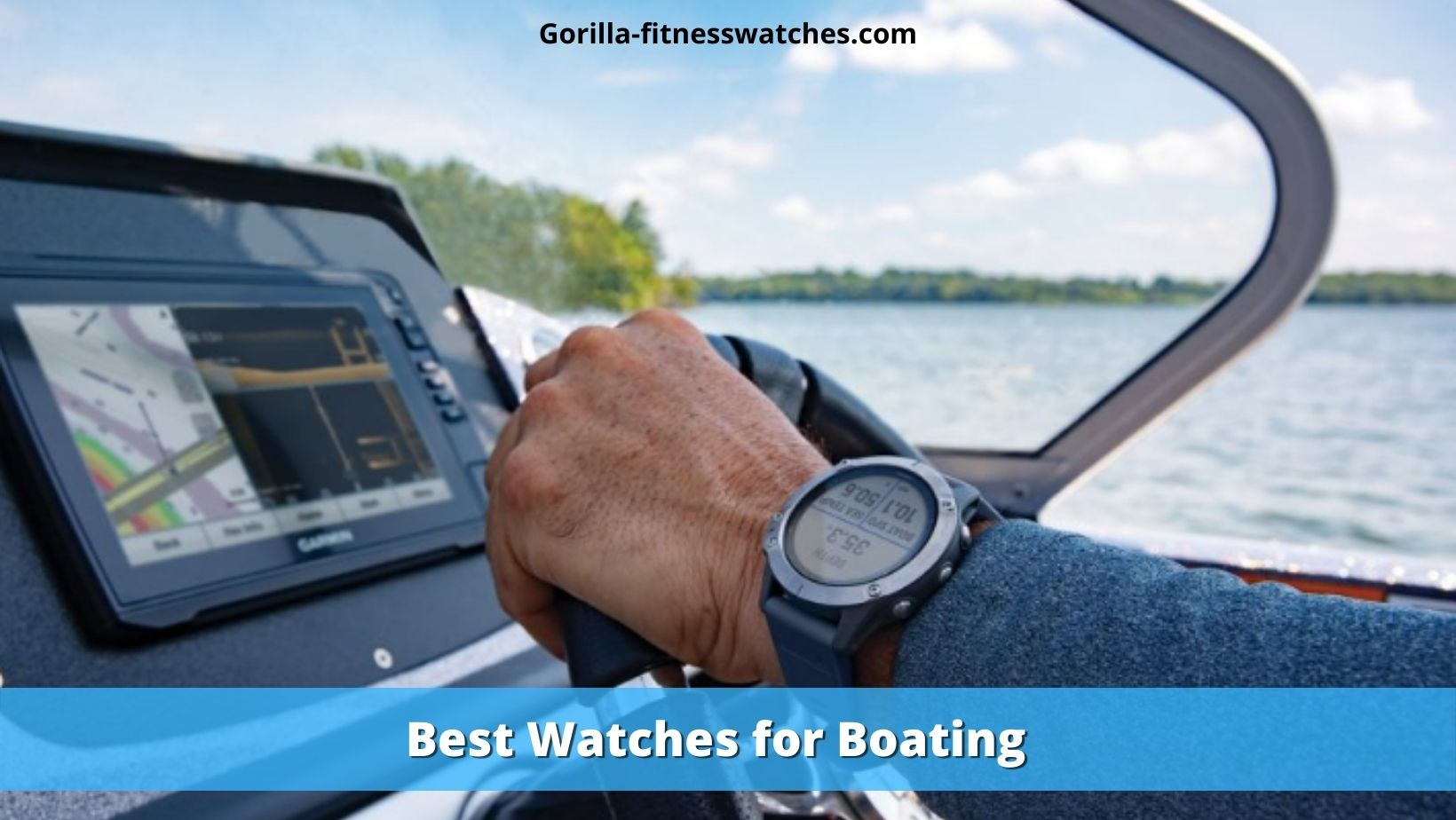 Best Watches for Boating