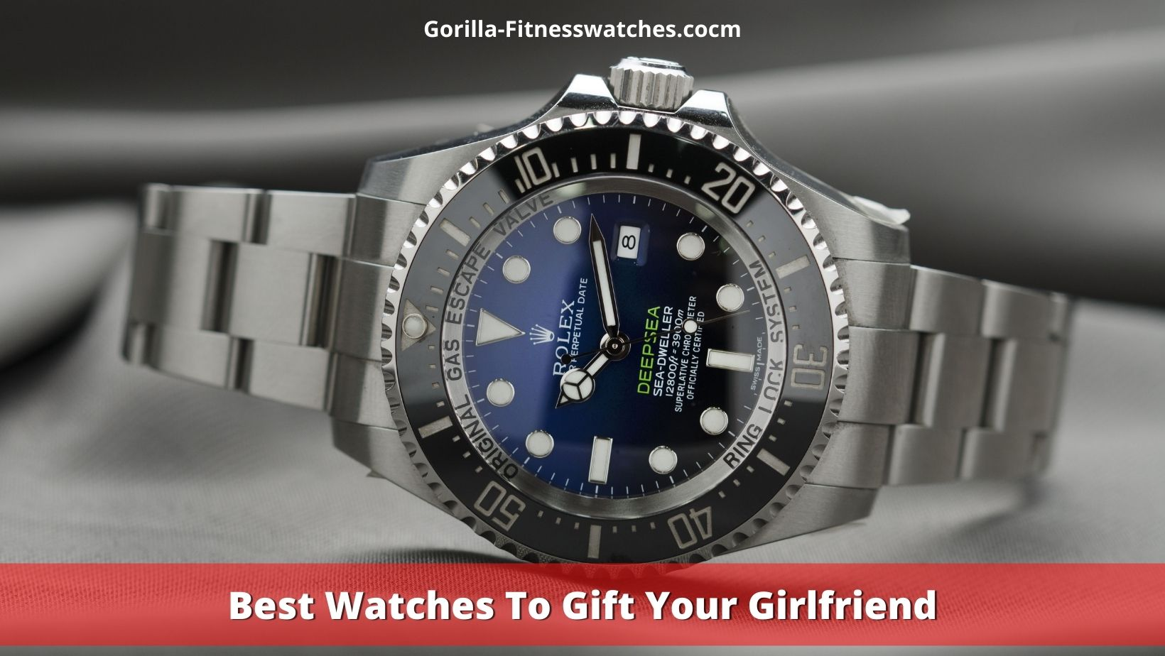 Best Watches To Gift Your Girlfriend