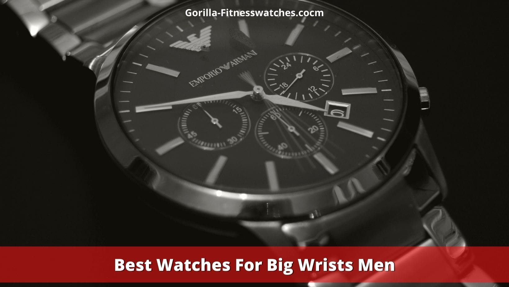 Best Watches For Big Wrists Men