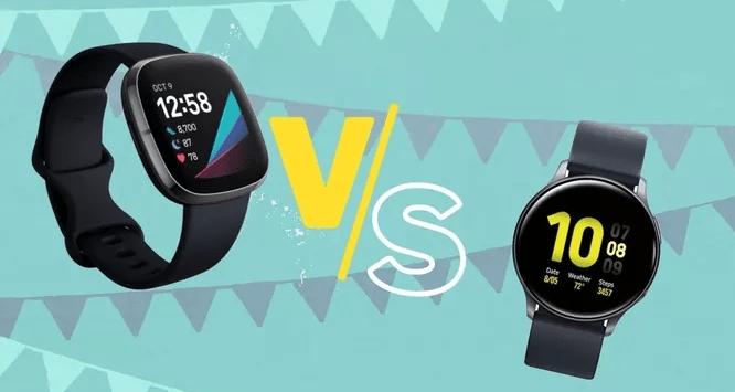 fitbit sense vs galaxy watch 4