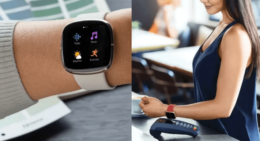 fitbit sense vs huawei watches