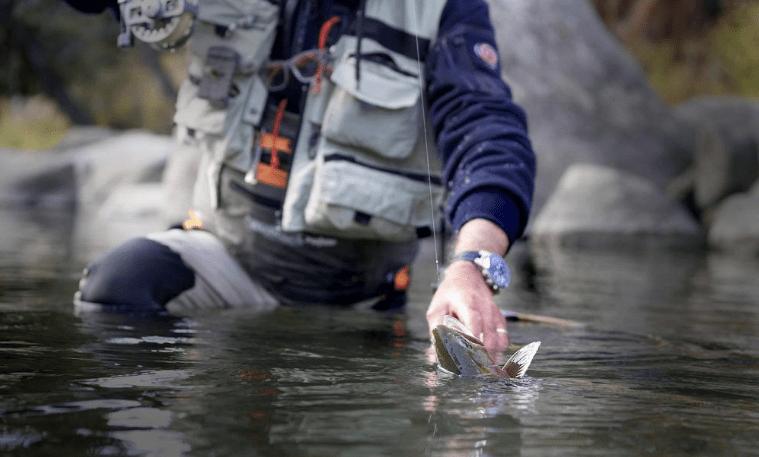 watch for fishing