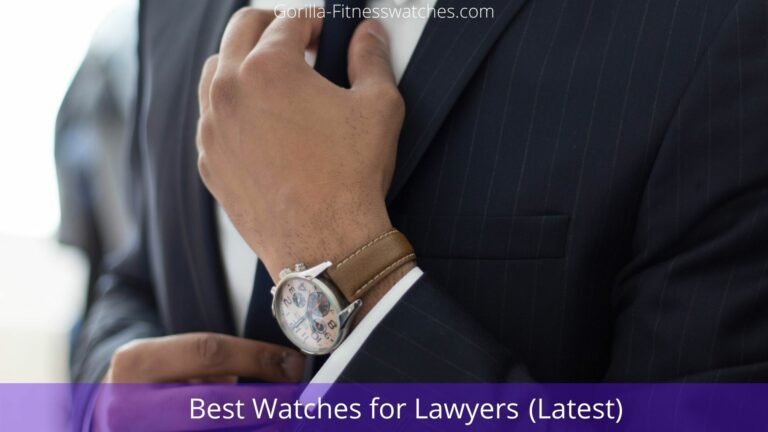 Best watches for lawyers