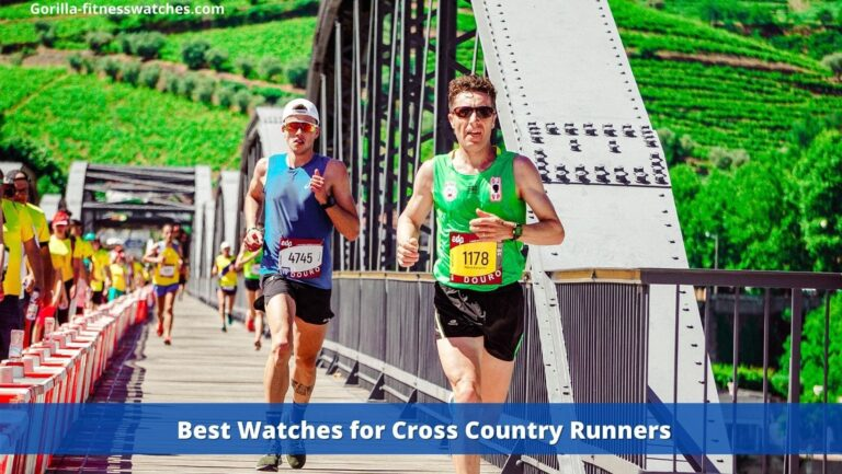 Best Watches for Cross Country Runners