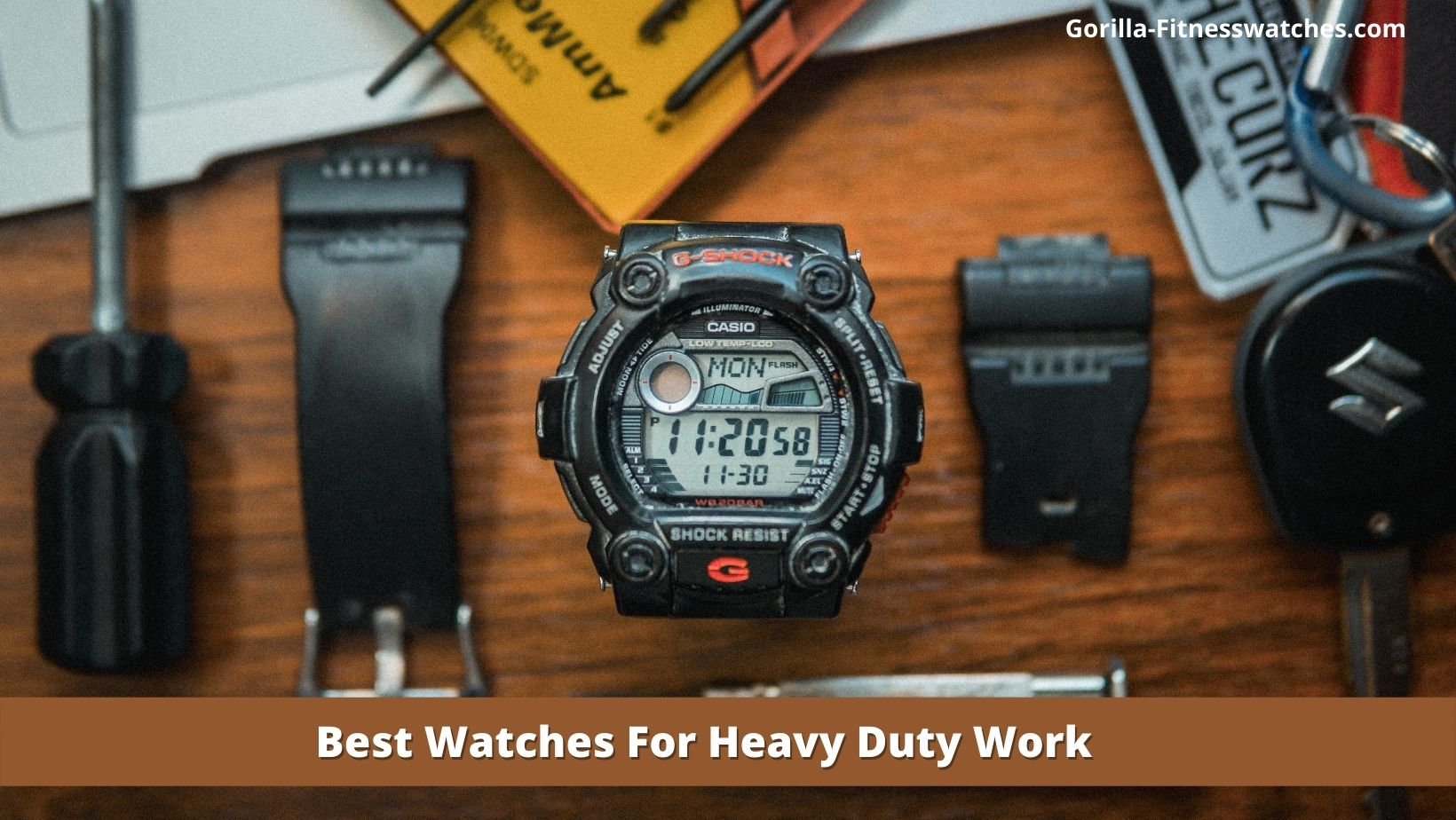 Best Watches For Heavy Duty Work