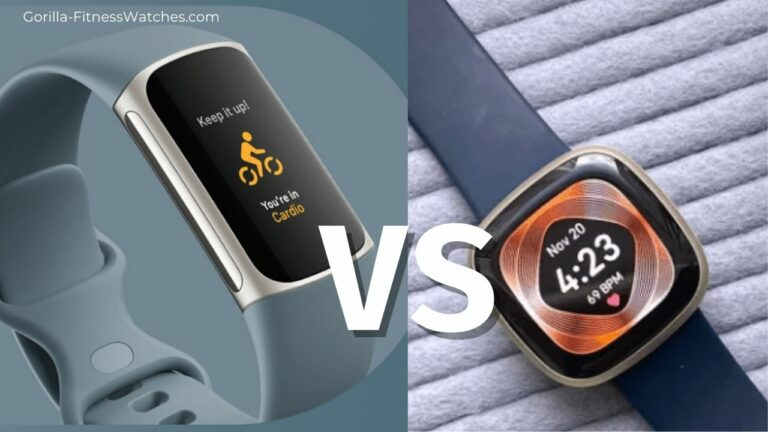 Fitbit Charge 5 VS Fitbit Versa 3