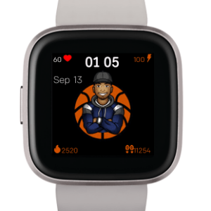 which is the best game for fitbit watch