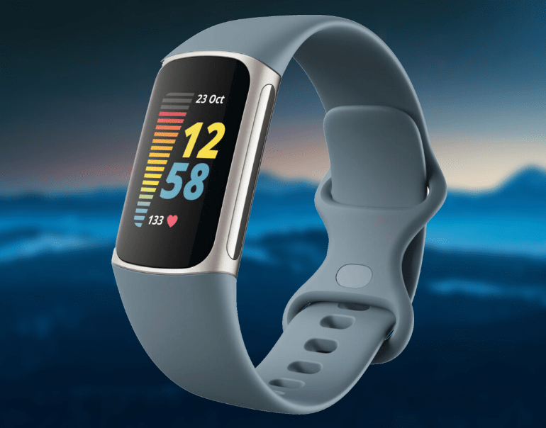mi band 6 vs fitbit charge 5
