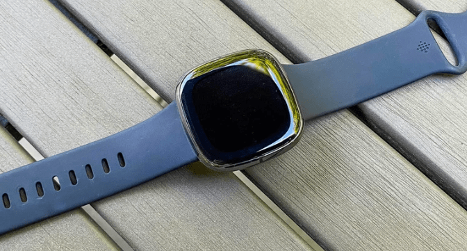 fitbit sense and apple watch 7