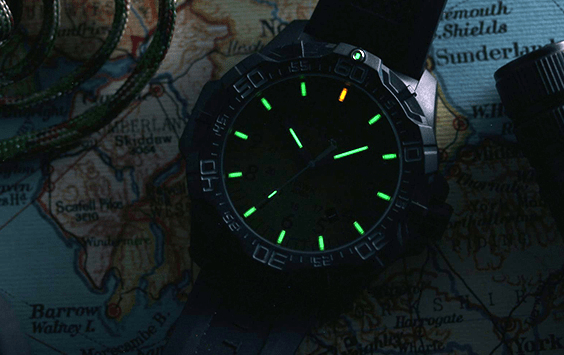 Stop Your Watch glow From Fading Over Time?