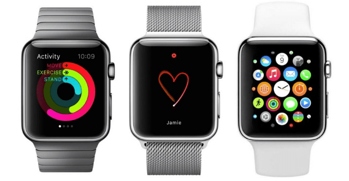 traditional watch vs smartwatch