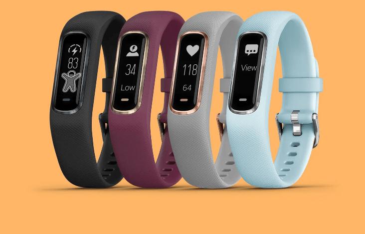 Fitbit Charge 5 VS Vivosmart 4