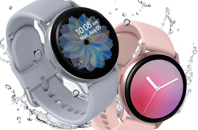 apple watch 7 and galaxy watch active 2