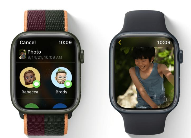 galaxy watch 2 vs apple watch 7