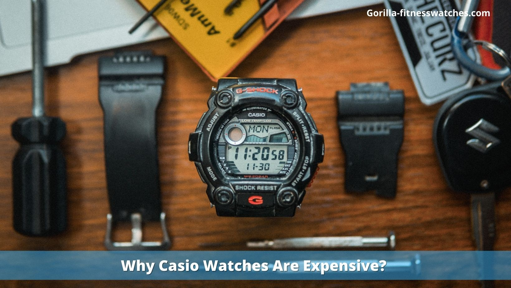 Why Casio Watches Are Expensive?