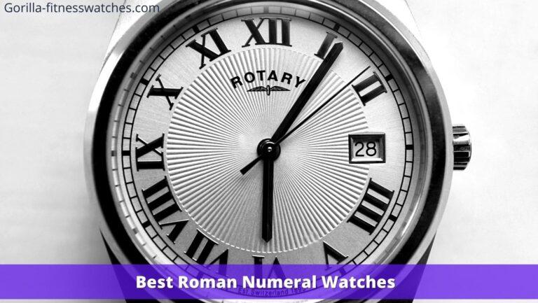 Best Roman Numeral Watches